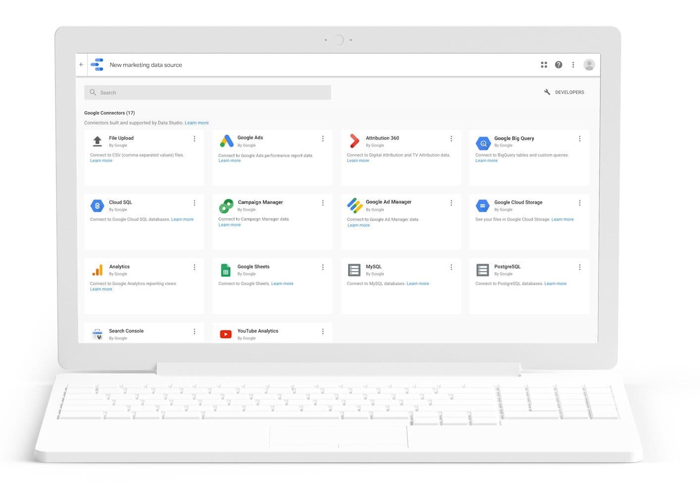 Google Data Studio Google Marketing Platform