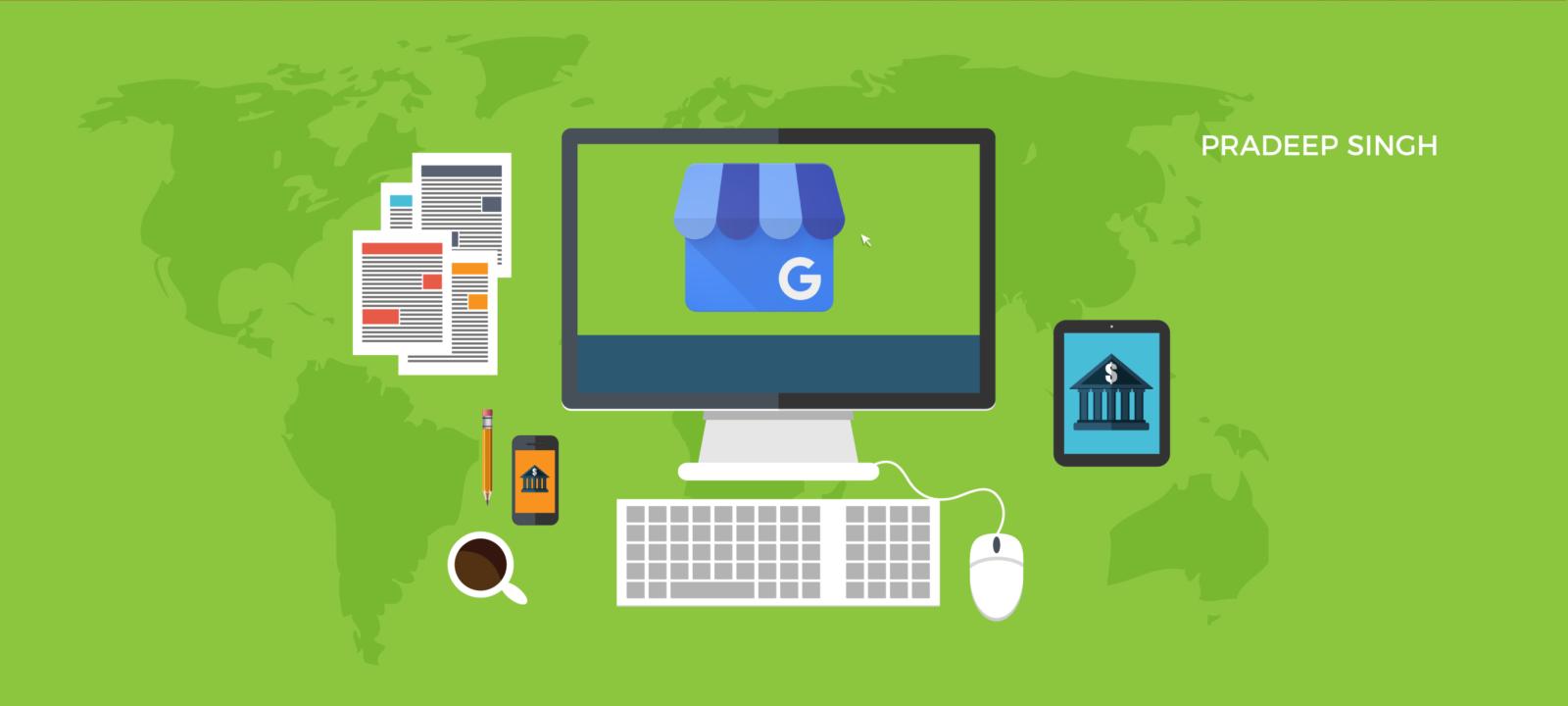 Google My Business Free Website Tool