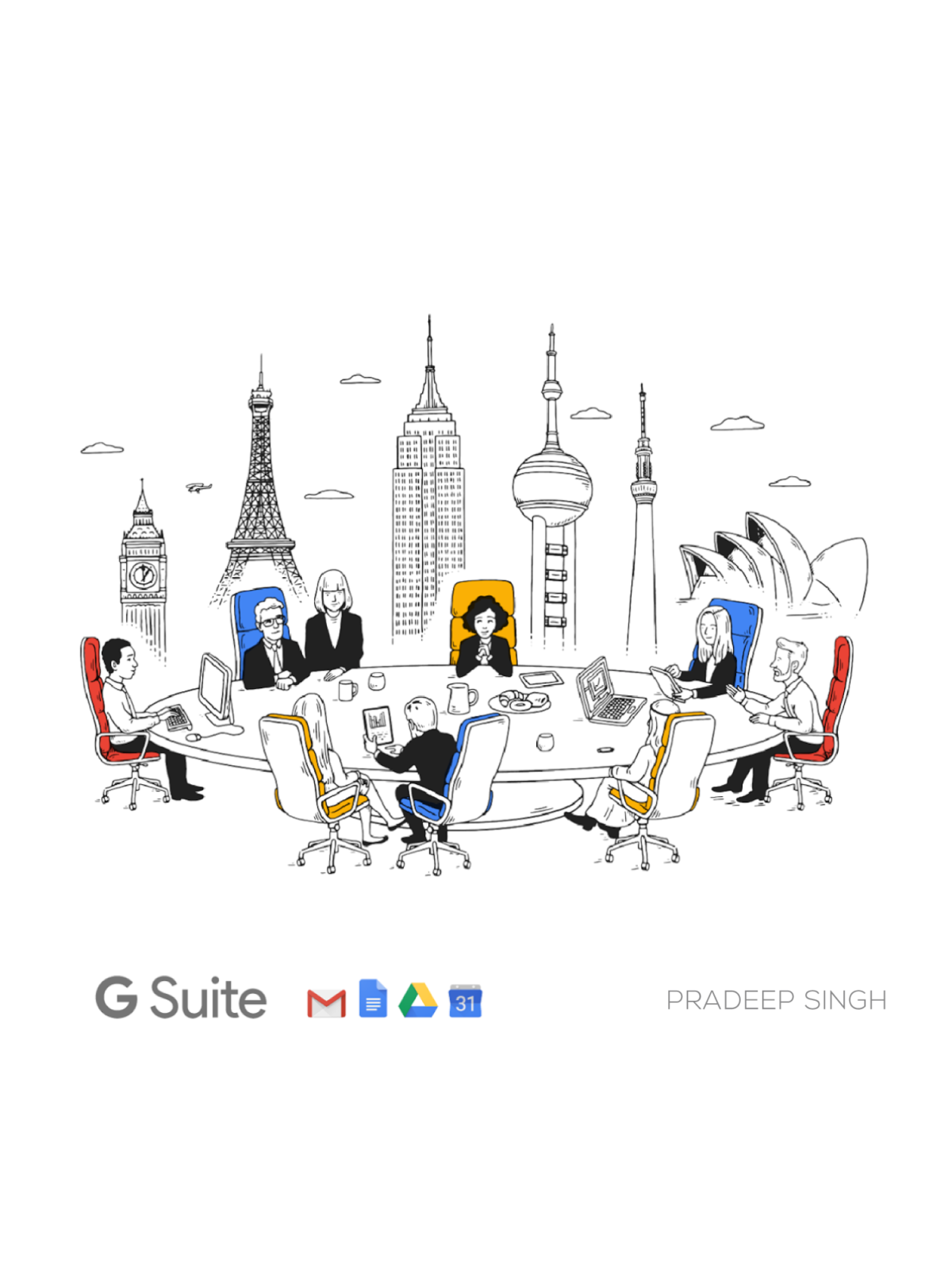 Google Partner G Suite Services