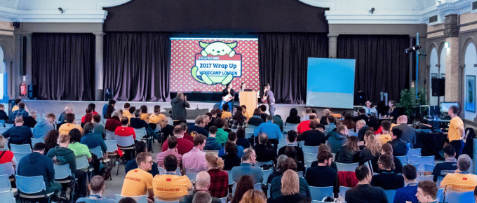 London-WordCamp-2017-Images-Gallery All