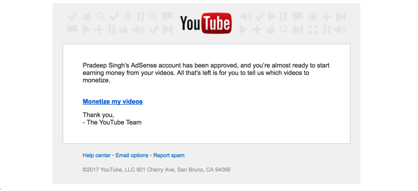 Monetize YouTube Videos with Adsense