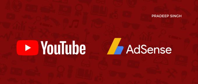 Monetize YouTube with Google AdSense Make Money YouTube