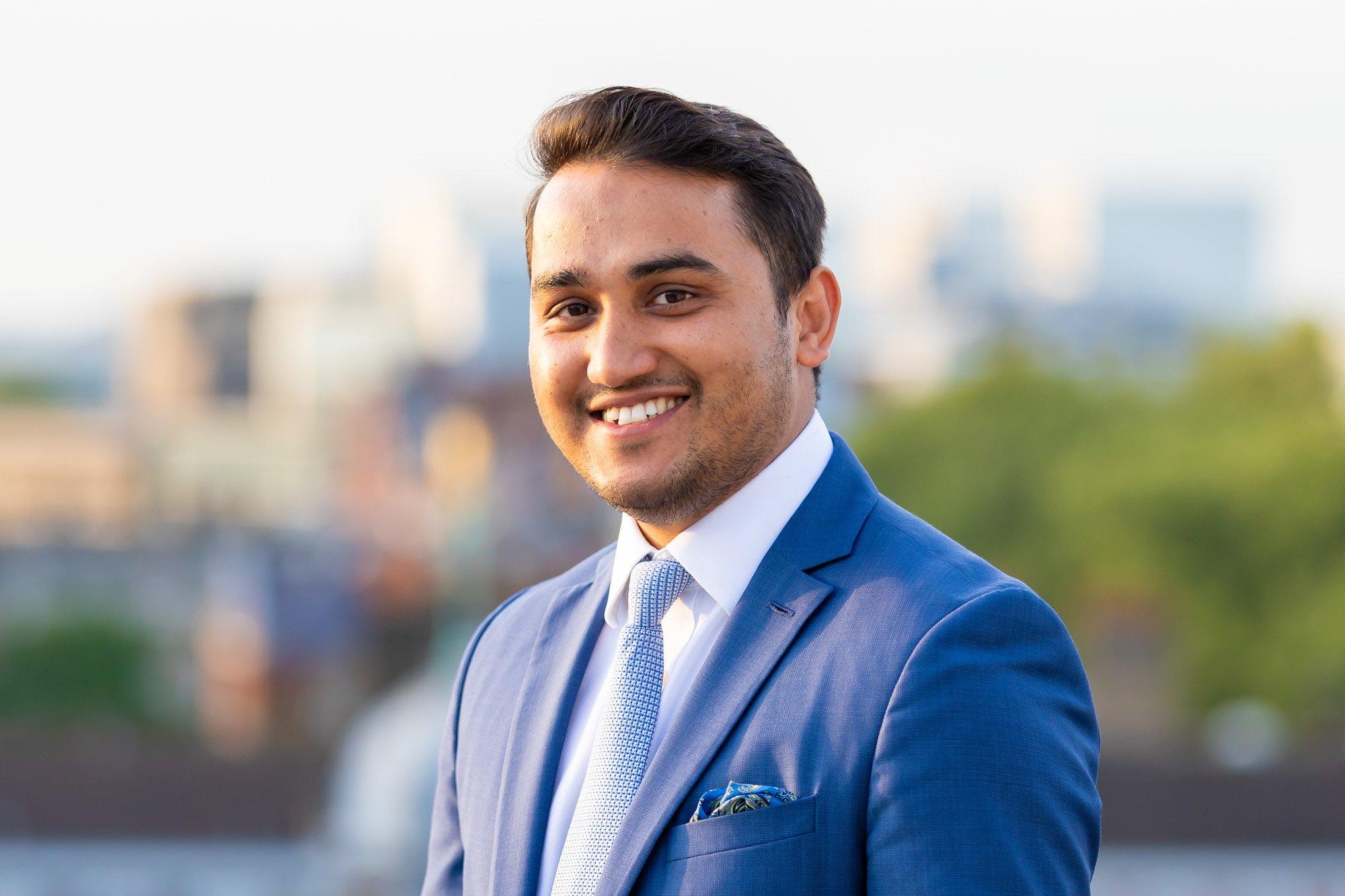 Pradeep Singh Entrepreneur University of Cambridge