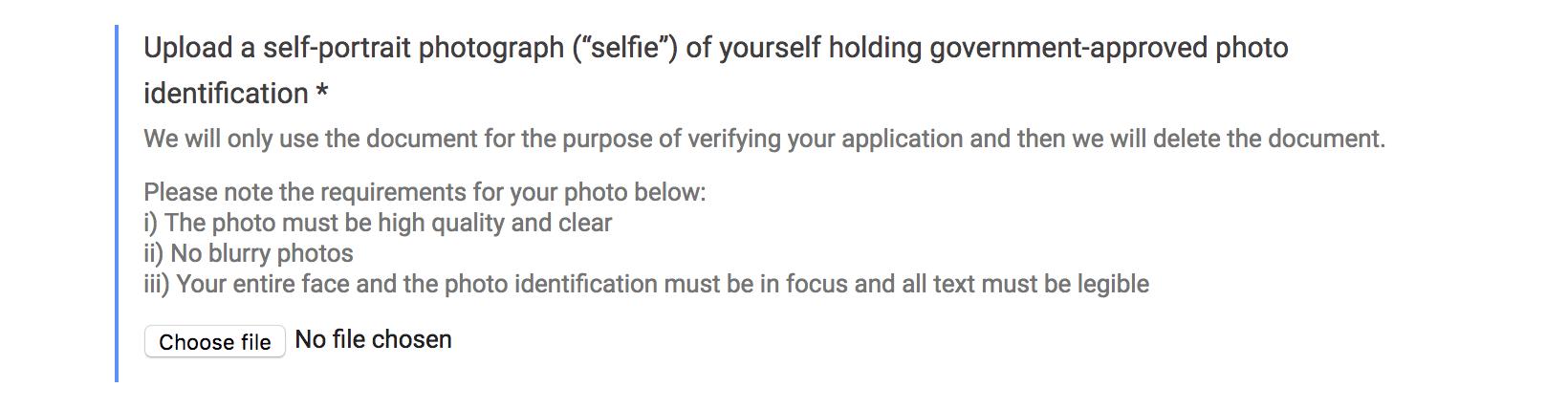 self-portrait photograph for Google Knowledge Panel Verification